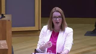 UKIP AM Michelle Brown Education Questions  25.04.2018