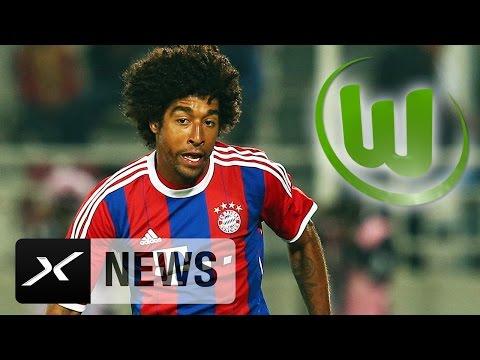 Servus FCB! Dante wechselt zum VfL Wolfsburg | Brasilianer verlässt den FC Bayern München