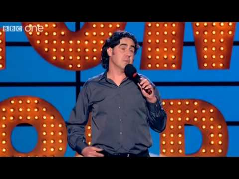 First Look - Micky Flanagan - Michael McIntyre's Comedy Roadshow - BBC One