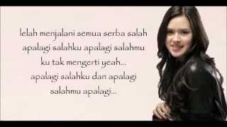 Raisa - Serba Salah (with lyrics)