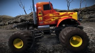 MotorStorm: Pacific Rift PS3 Walkthrough/Gameplay HD #2