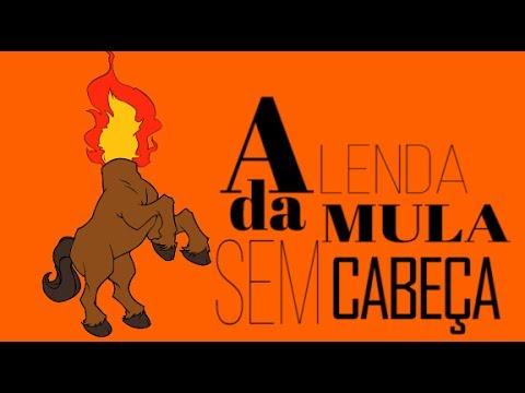 e4e24e9c7b34f Mula sem cabeça   A lenda da mula sem cabeça   Mula   Lendas   Folclore