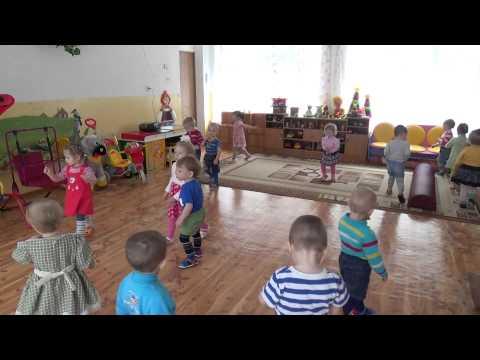 Танец малышей Паровоз Букашка, МБДОУ ЦРР - д/с Сказка