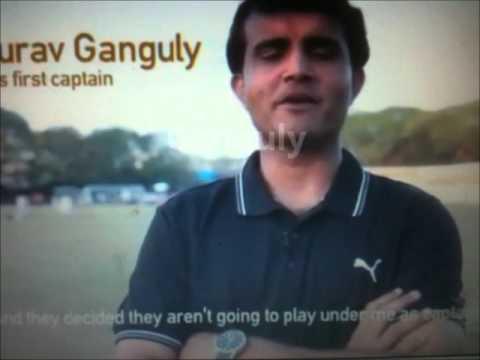 How Yuvraj and Harbhajan Pranked Sourav Ganguly