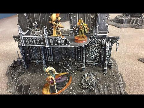 Warhammer 40K: Ynnari v Imperial Fist (750pt) Escalation League