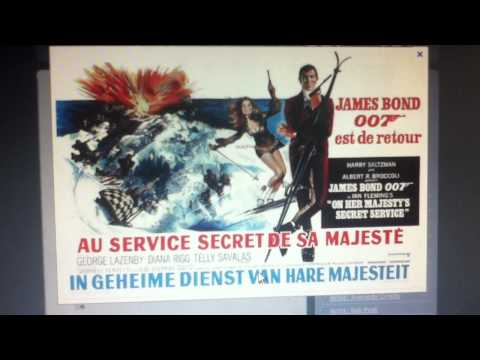 James Bond - On Her Majesty's Secret Service Review