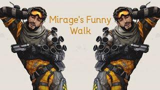 APEX Legends: Mirage's Funny Walk