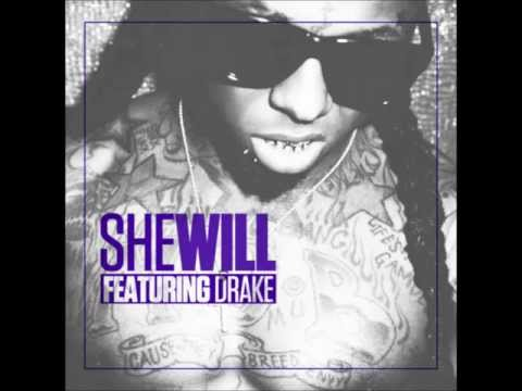 Lil Wayne Ft.Drake - She will (HQ sound)