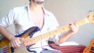 Cameo - Candy   - Bass cover -