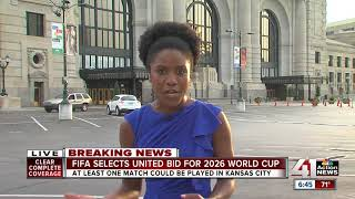 North America wins vote to host 2026 World Cup