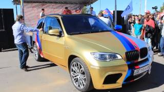 Эрик Давидович На Royal Auto Show 2013  #Свободуэрику (Smotra.Ru Vs Evil Empire) 7 Сентября