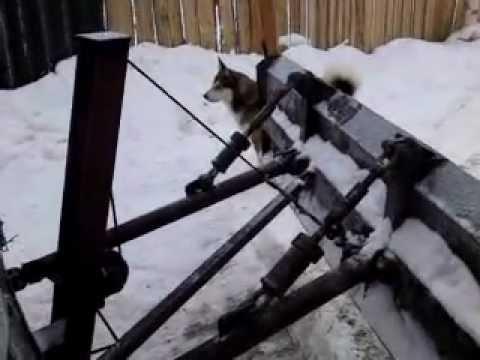 Снегоуборочный