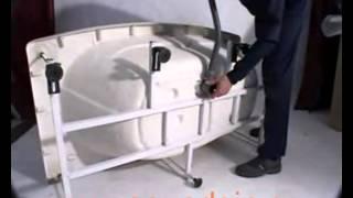 Инструкция по монтажу душевой кабины.(www.aquadgin.ru Предлагает Вам сантехнику мировых производителей, по низким ценам с доставкой в любую точку Росси..., 2012-11-28T18:55:27.000Z)