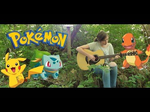 Pokémon Theme - Linnea Andersen[Fingerstyle Guitar]