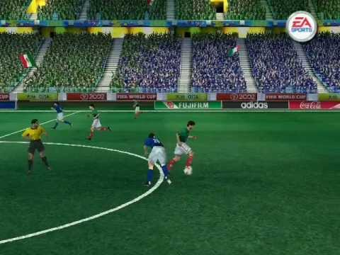 FIFA  WORLD CUP 2002 LongPlay