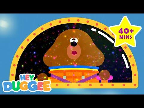 Adventures With Duggee! - 40+ Minutes -Hey Duggee Best Bits - Hey Duggee