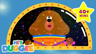 Adventures with Duggee! - 40+ Minutes -Hey Duggee Best Bits - Hey Duggee