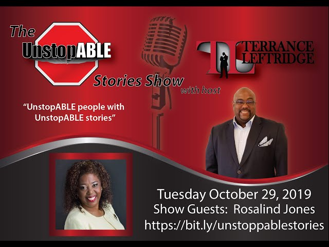 UnStopABLE Stories Show- Self Care for the Caregiver