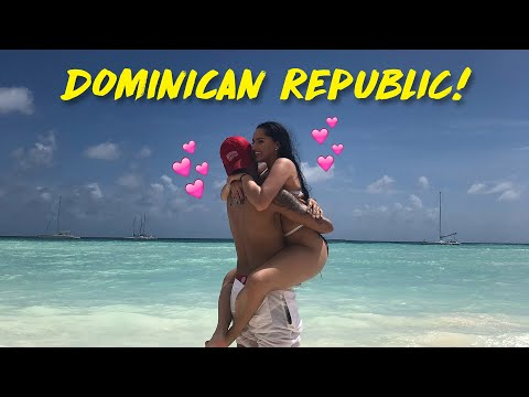 SUPRISING MY GF WITH A TRIP TO THE DOMINICAN REPUBLIC!! 🏝(DAY 1)