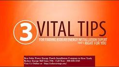 Best Solar Power (Energy Panels) Installation Company in Roslyn Estates New York NY