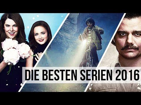 DIE BESTEN SERIEN 2016 I Top Serien I Beste Serien Top 10
