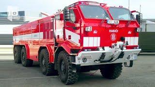 10 Camion dei Pompieri più Sorprendenti del Mondo  2020