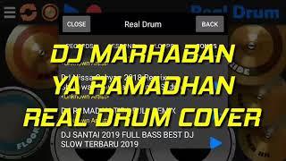 Download Dj_Marhaban_Ya_Ramadhan (REAL DRUM COVER BY GALANG BACKET)
