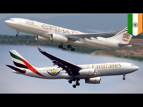 Near mid-air collision: Emirates and Etihad jets almost crash over Arabian Sea in Mumbai airspace
