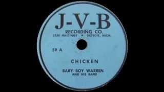 Baby Boy Warren - Chicken