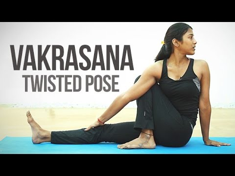 How to do vakrasana twisted pose youtube for How do i find the name of a movie