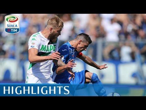 Empoli - Sassuolo 1-3 - Highlights - Giornata 34 - Serie A TIM 2016/17