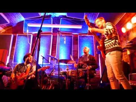 Prague Jam - Eric Harland, Joe Sanders,  Igor Ochepovsky, Rick Simpson