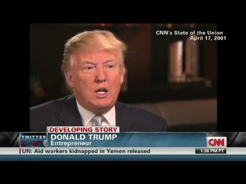 Donald Trump on Mitt Romney endorsement (CNN interview with Wolf Blitzer)