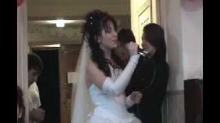 пою для мужа на  свадьбе / НАША СВАДЬБА