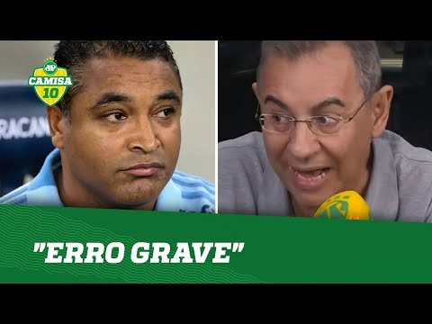 "Flavio Prado DETONA Palmeiras por demitir Roger: ""ERRO GRAVE"""