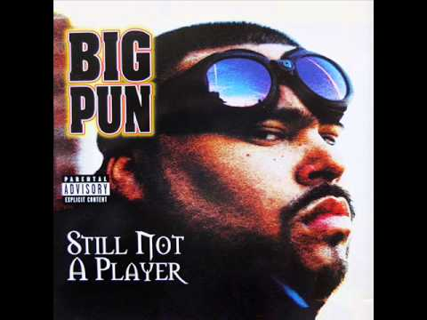 Big Pun- Still Not A Player [Instrumental]