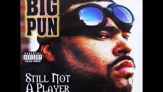 Big Pun- Still Not A Player [Instrumental]