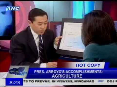 Part 1/3, Karen Davila with Arthur Yap on Headstart