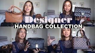 My LUXURY DESIGNER HANDBAG Collection 2019 || Kelly Misa-Fernandez