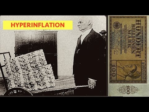 Is the US Petro Dollar Ready to Collapse?  Hyperinflation Happened 56 Times this Century