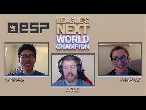 League's Next World Champion Episode 5: SKT Still Exist (feat. Croissant)