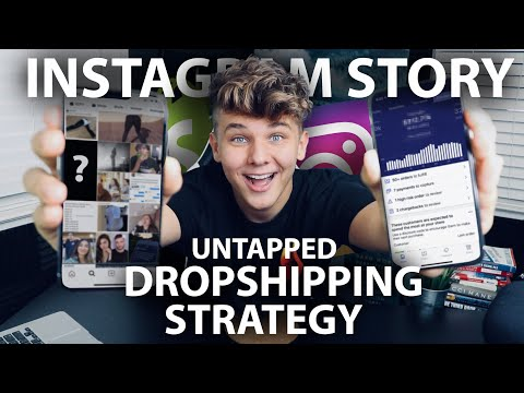 Launching a Dropshipping Store Using Instagram Stories