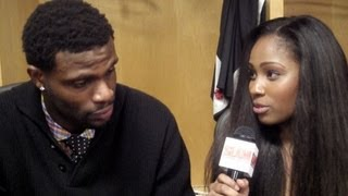 Nazr Mohammed Interview - On Shoving LeBron James in Bulls-Heat Game 3