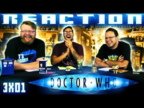 """Doctor Who 3x1 REACTION!! """"Smith and Jones"""""""
