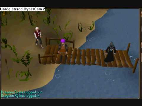 [R.S]  Runescape Fishing Lobster Money Making