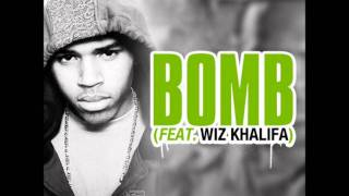Chris Brown ft. Wiz Khalifa - Bomb Bass boosted [100% crisp and bass heavy]