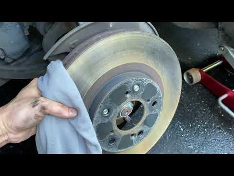 Replace Broken Wheel Stud Lug on Honda Acura w/o Removing Axle – Easy Way (Acura TSX)