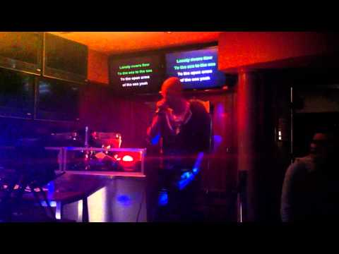 Dan - Karaoke @ RG's - Brisbane - Fortitude Valley - Unchained Melody
