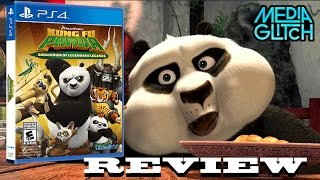 Kung Fu Panda Showdown of Legendary Legends REVIEW
