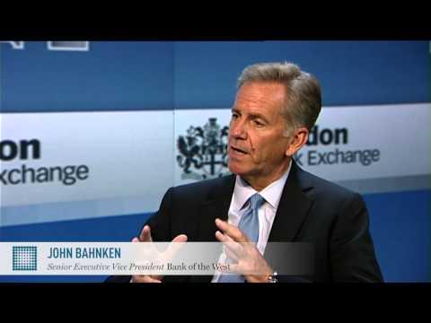 John Bahnken on wealth management | Bank of the West | World Finance Videos